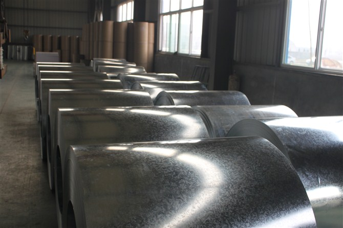 Zinc coated Galvanized steel sheet