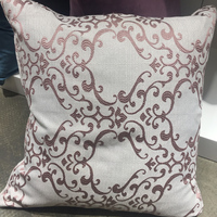 Most fantasy embroidery design cushion cover