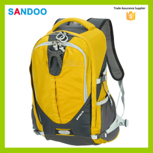 2016 SANDOO yellow camera bag backpack, wholesale digital photo bag