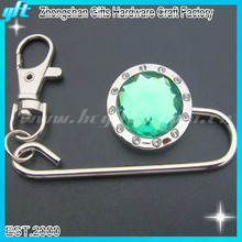 2013 Crystals Finders Key Purse / purse hook key finder Bling decorations GFT-KH13