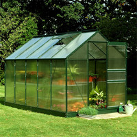 Agricultural Plastic Greenhouse For Vegetable Uv