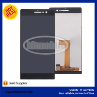 for Huawei ascend y digitizer P1/G6/G7/P7 original touch screen lcd with good after-sale service