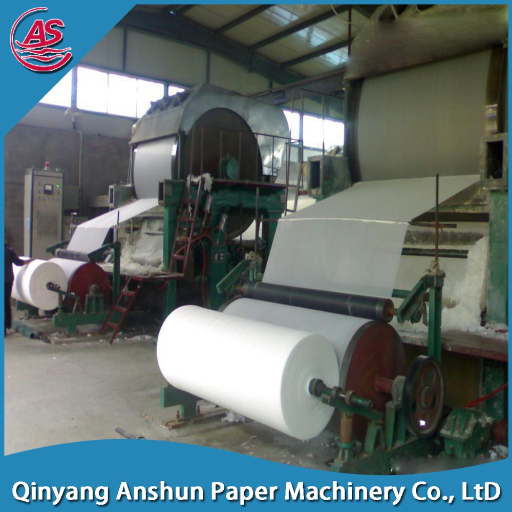 Toilet Tissue Paper Production Line Machinery Price