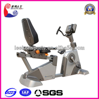 recumbent elliptical exercise bike/magnetic flywheel exercise bike/bodybuilding exercise bike