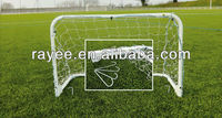 portable lacrosse goal with net