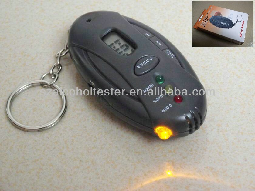 New product alcohol tester / wine tester / breathalyzer for police