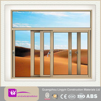 modern design cheap aluminum residential windows