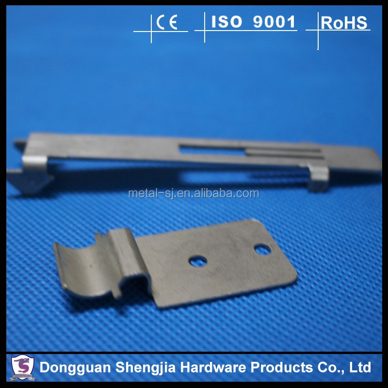 Metal stamping spring clips China wholesale fabrication factory for furniture and machine