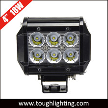 Tough lighting double row roof mounted 18w led light bar