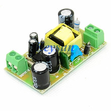 open frame 12v 500ma borad switching power supply module 5w constant voltage power supply 12v/220 v ac,dc regulated power supply