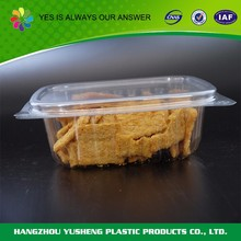 Disposable container for soup,plastic food container with divider