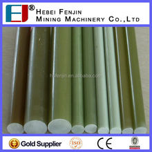 High Strength Flexible Fiberglass Reinforced Plastic Tent Pole Stick