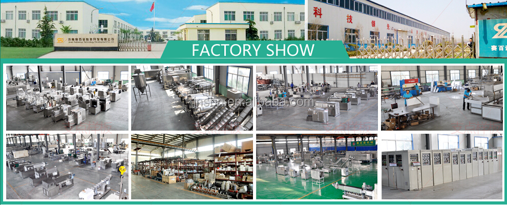 Fatory direct supply Best service Automatic pet food machine processing line