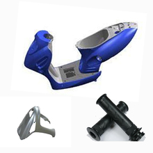 Hot Selling Customized Motorcycle Parts Accessories Plastic Products for motorcycle