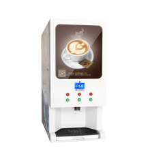 Desktop coffee espresso automatic vending machine