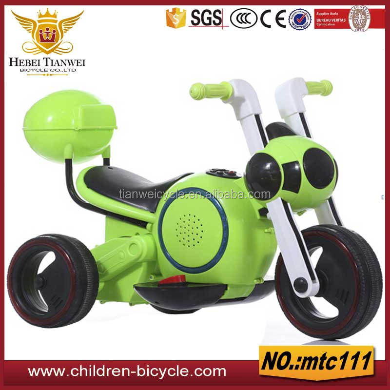 wholesale child car electric motor baby tricycles