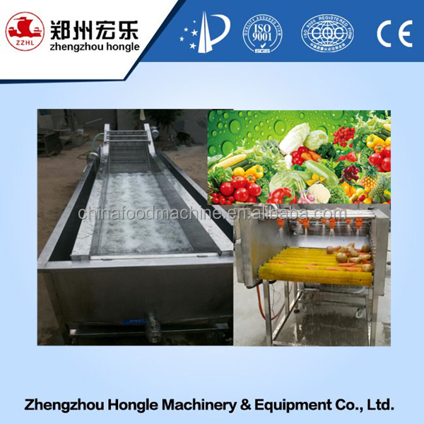 industrial fruit vegetable washer for sale