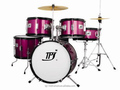 5pcs junior drum set