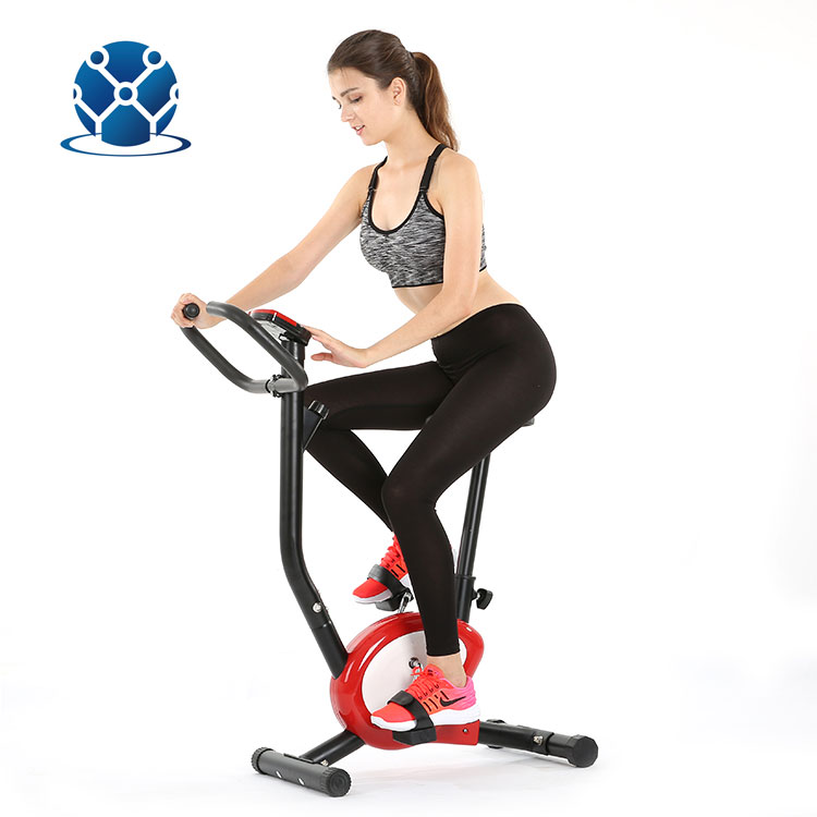 Motorized exercise bike body thigh exercise sculpture tz fitness <strong>equipment</strong> sale