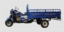2014 NEW TRUCK CARGO TRICYCLE FOR AFRICA