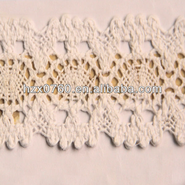 Casual embroidery lace design for paper bag making machine