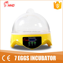 2014 Hot Sale Fully Automatic Gift Items for Children YZ9-7 Egg Incubator for Sale