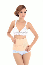 Skin color post maternity girdle