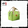Easy to wash food thermo bag, wine insulated cooler bag, non-woven picnic cooler bag