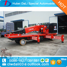 100MT die change self propelled trailer
