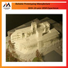 Large rapid prototype plastic abs 3d printing building model