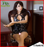 Factory wholesale price China Lady sex doll silikon japan love sex doll 165cm artificial vagina big ass doll sex for men