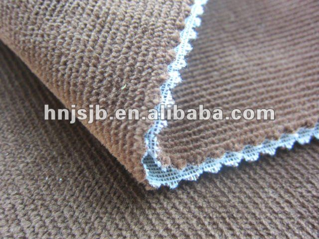polyester washable upholstery fabric/Sofa Cover Fabric, Burn out Velvet, Warp Knitted Velvet /home textile fabrics