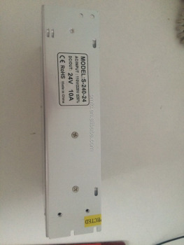 power supply S-240-24