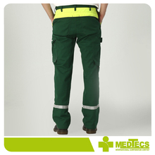 Green Reflective Work jeans