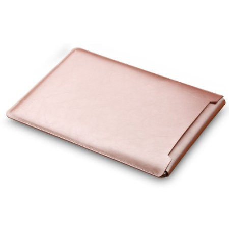 Microfiber Leather sleeve for 13 MacBook Pro Retina 15.4-Inch Protective Soft Case Cover bag for 12 inch MacBook with mouse pad