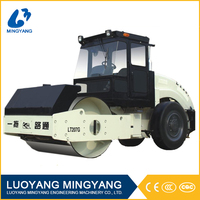 YTO 7 ton Single Drum Roller Road LT207G vibratory roller compactor