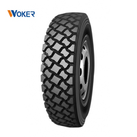 low price all steel truck and bus tire 11R22.5 factory supplier