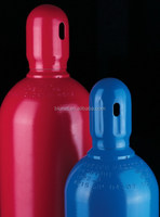Industrial High Pressure Seamless Cl2 Gas Bottles