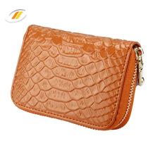 Wholesale Leather Clutch Purse Personalized Coin Purse For Woman