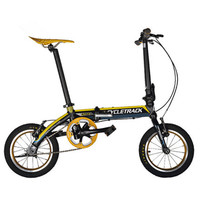 2015 New China 14'' Mini Folding Bike Super Pocket Bike For Sale