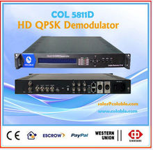 COL5811D receiver decoder free to air,satellite internet decoder,digital cable tv receiver decoder