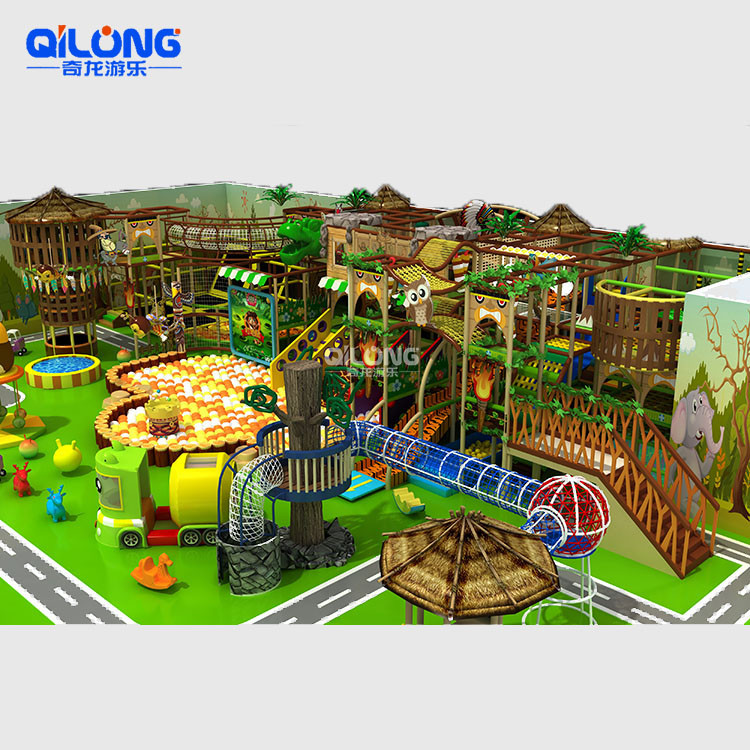 2019 OEM ODM Popular China Factory Made kids indoor small playground