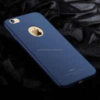 Msvii Thin Hard PC Back Solid Protective Shell Skin Phone Cases For iPhone 5/SE/6/6 Plus/7/7 Plus MS-002