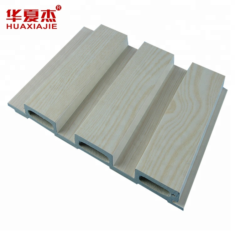 High quality wood plastic composite panel wpc wall cladding