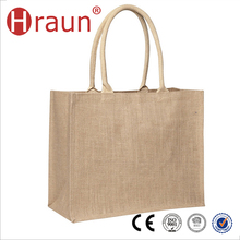 Hot Selling Linen Shopping Bags Printed