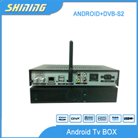 2014 dvb s2 android tv box iptv set top box support cccam for all over the world