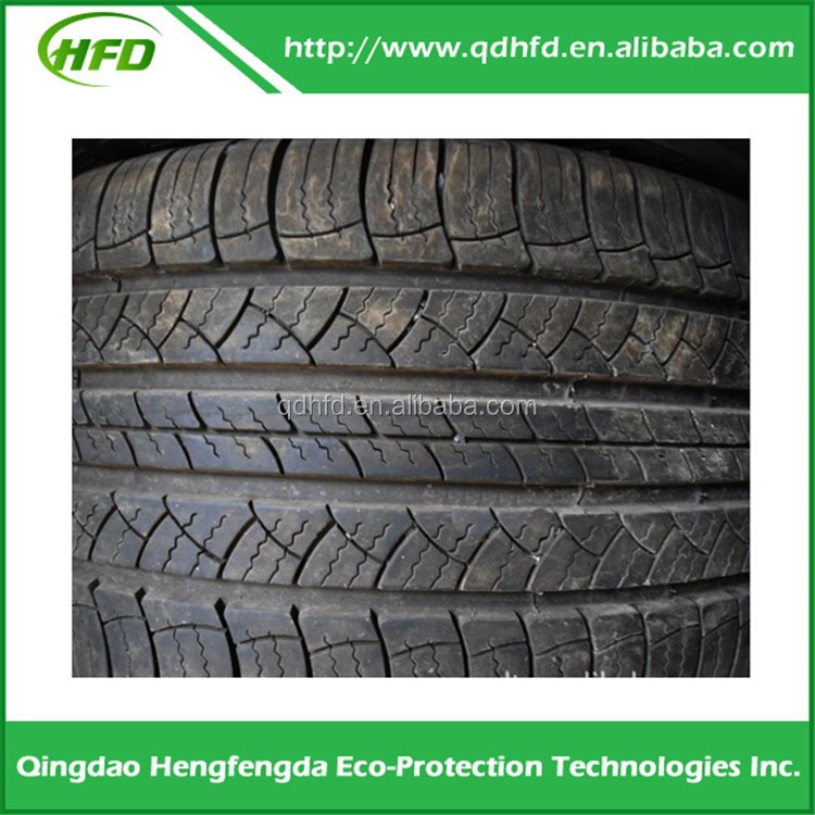 Low-cost lot used tires for passenger cars