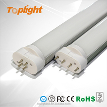 led PL lamp plug bulb ce rohs ballast compatible 4 pins 18w pl 2g11 led light