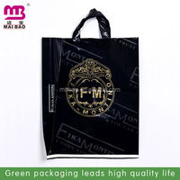 Wholesale Shopping Bag Cheap Plastic Soft Handle Bags