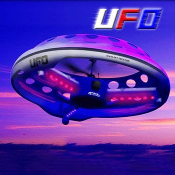 eu-11241 UFO 100 Flying UFO